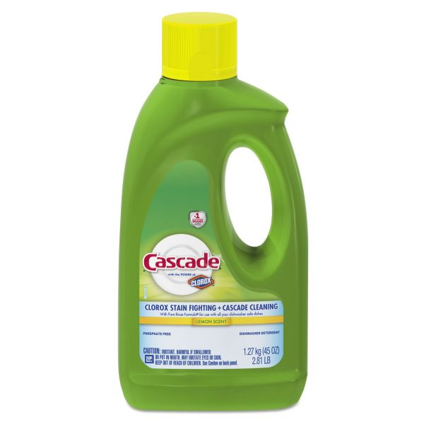 Cascade Gel Dishwasher Soap