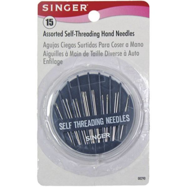 Singer Self-Threading Hand Needles
