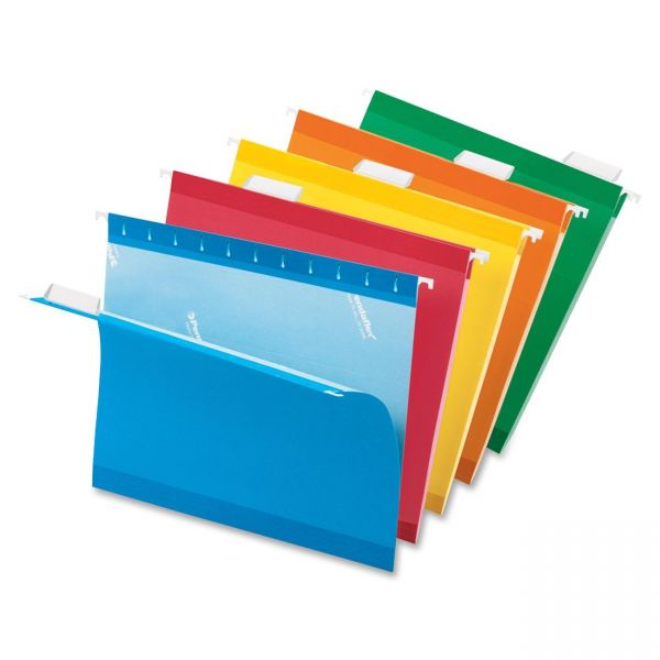Pendaflex Color Hanging File Folders
