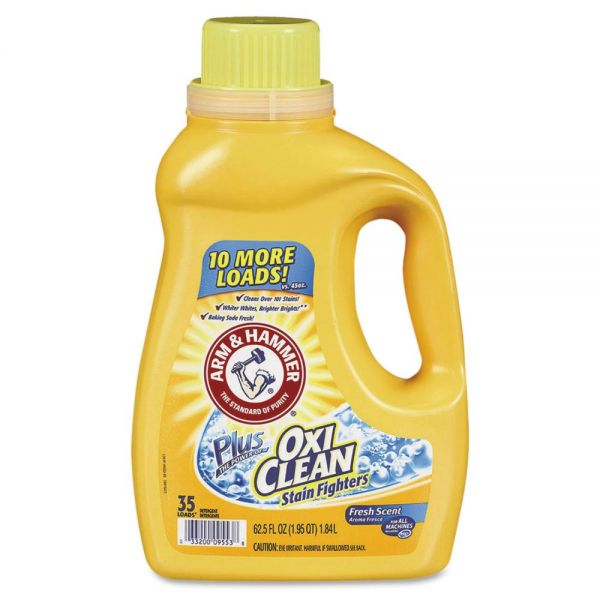 Arm & Hammer Plus OxiClean Laundry Detergent