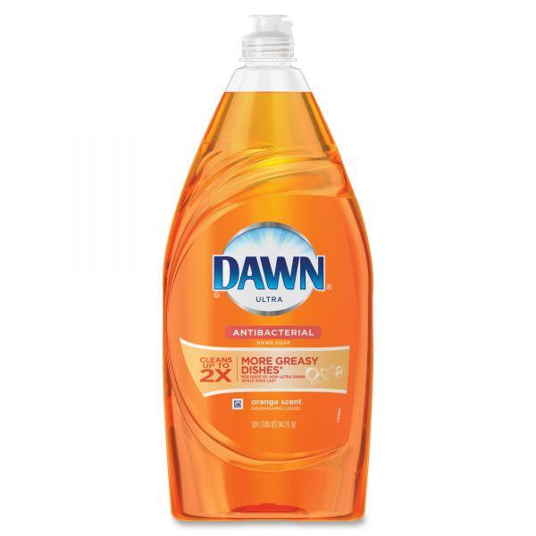 Dawn Antibacterial Liquid Dish Soap
