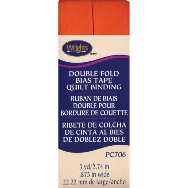 """Double Fold Quilt Binding 7/8""""X3yd"""