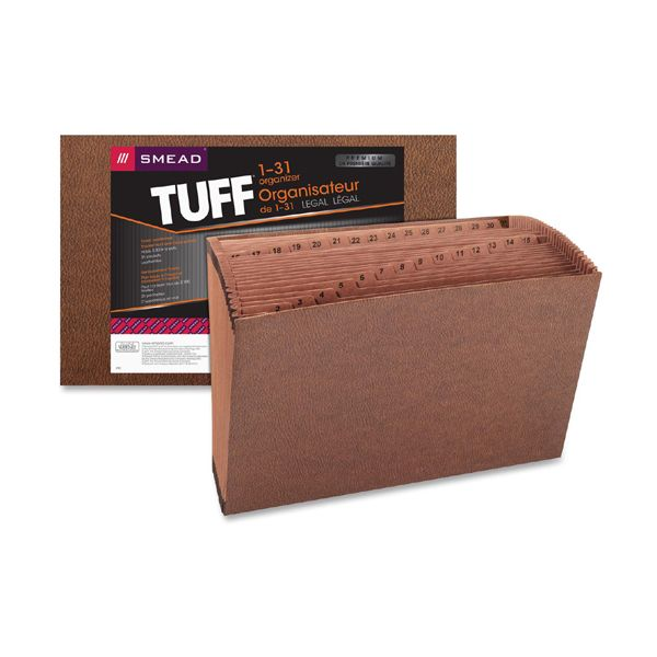 Smead TUFF 1-31 Expanding File