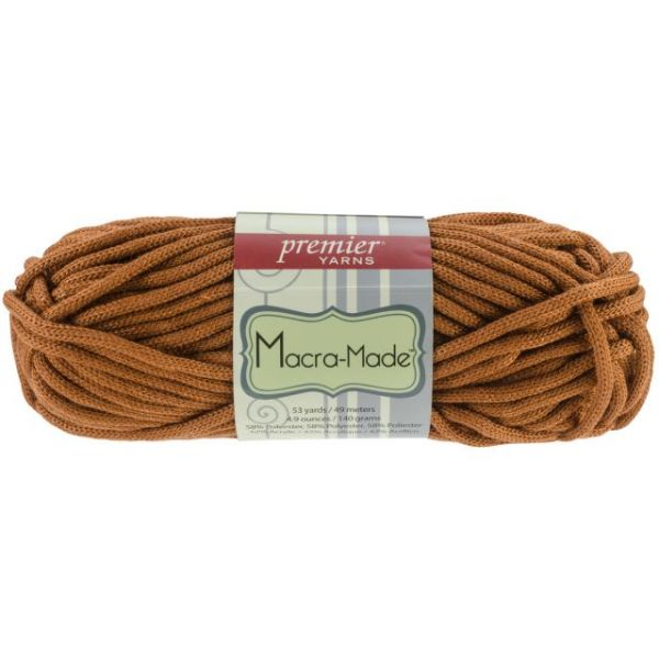 Premier Macra-Made Yarn - Cayenne Pepper