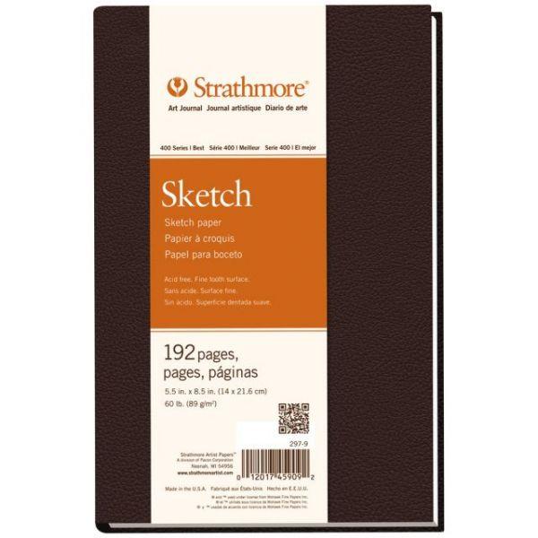 Strathmore Acid Free Sketch Book