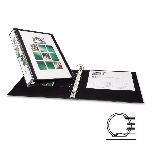 "Avery Economy Reference 1 1/2"" 3-Ring View Binder"