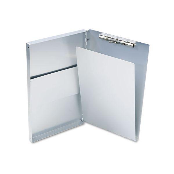 Saunders Top Opening Aluminum Storage Clipboard