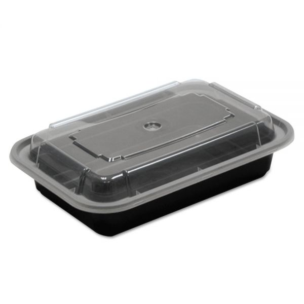 Pactiv VERSAtainers Takeout Containers w/ Lids