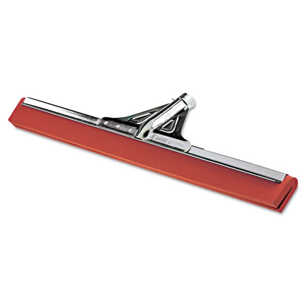 "Unger WaterWand 30"" Heavy-Duty Oil-Resistant Floor Squeegee"