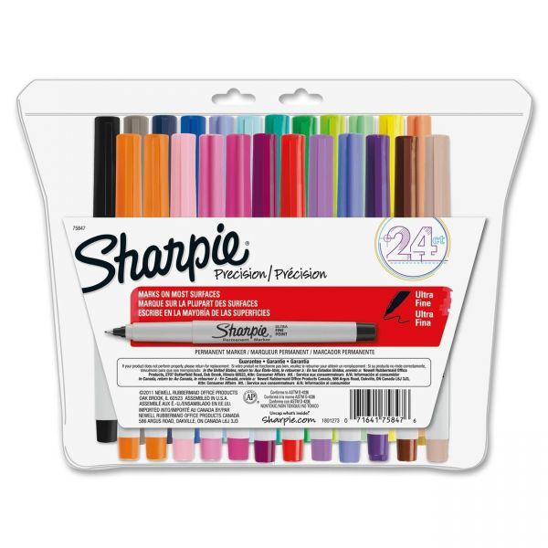 Sharpie Precision Ultra Fine Permanent Markers