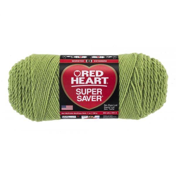 Red Heart Super Saver Yarn - Guava