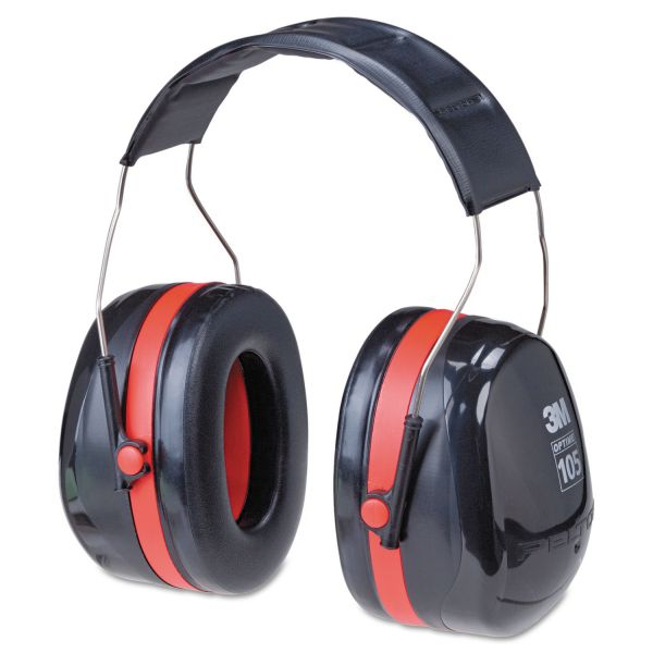 3M PELTOR OPTIME 105 High Performance Ear Muffs H10A