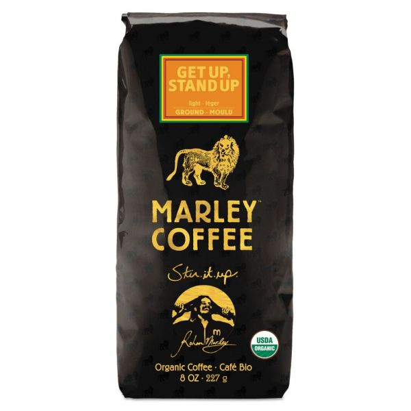 Marley Ground Coffee (1/2 lb)