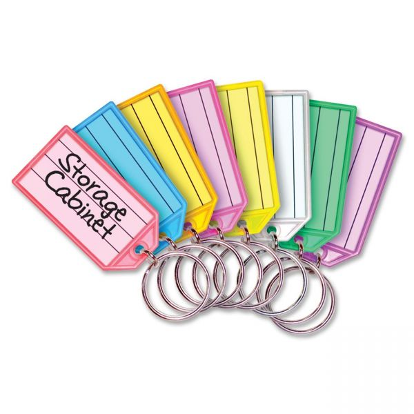 MMF Multi-colored Key Tag Replacements