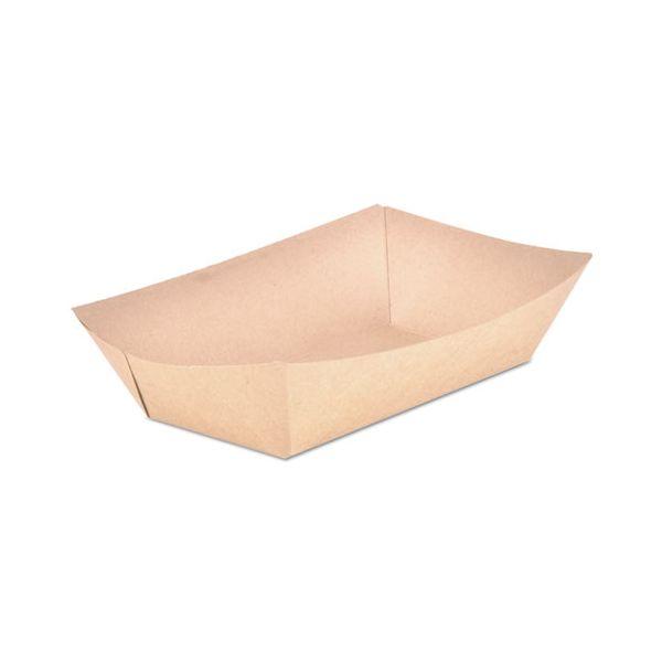 SCT 5 lb Paper Food Trays