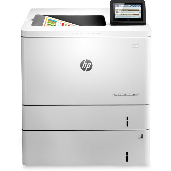 HP Color LaserJet Enterprise M553X Laser Printer