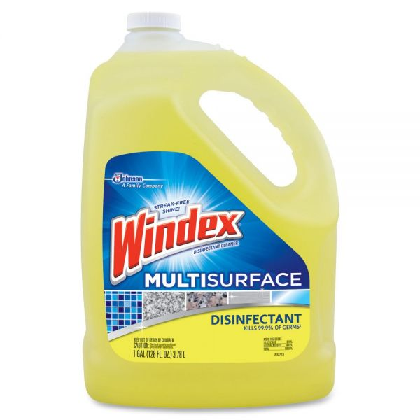 Windex Multisurface Disinfectant