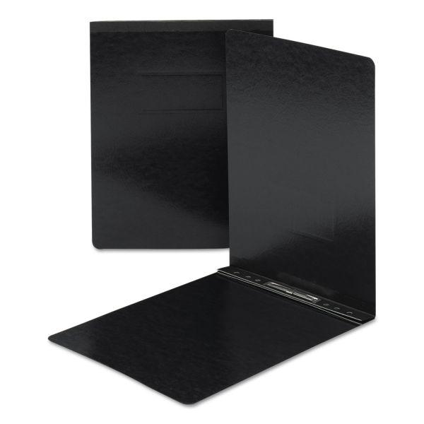 Smead Black Pressboard Report Cover