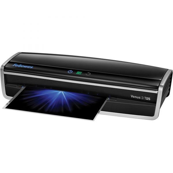 Fellowes Venus2 125 Laminator with Pouch Starter Kit