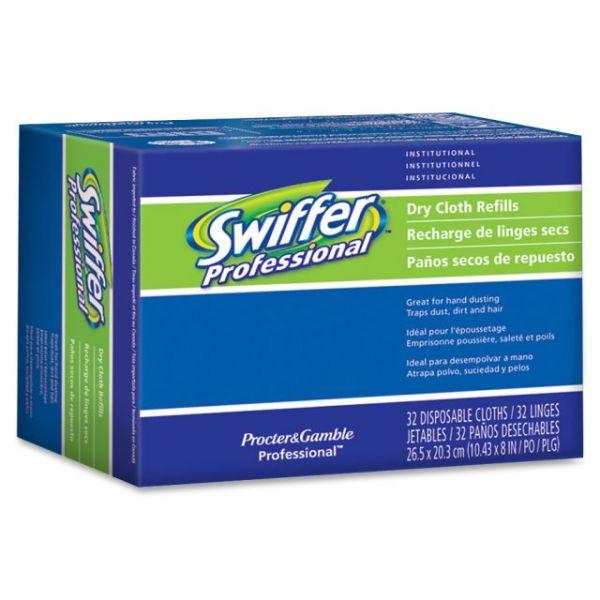 Swiffer Professional Dry Cloth Refills
