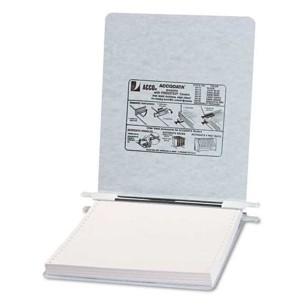 "Acco 9 1/2"" x 11"" Hanging Data Binder"