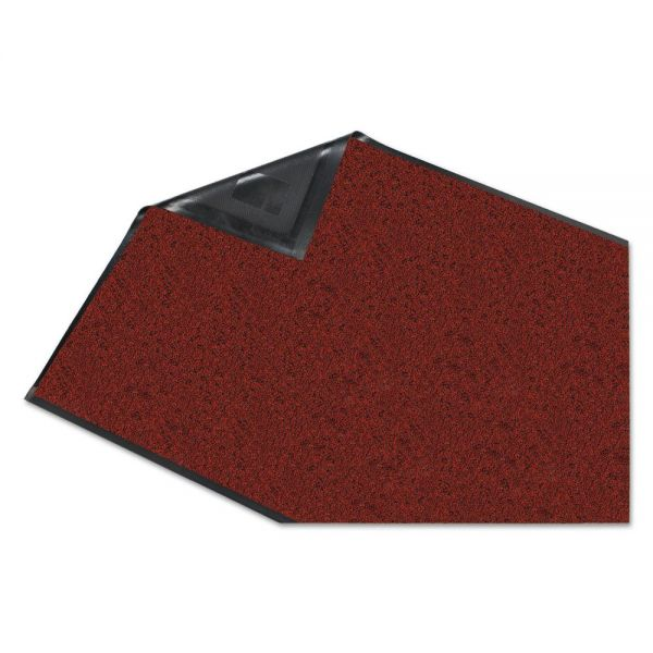 Guardian Platinum Series Indoor Wiper Mat, Nylon/Polypropylene, 36 x 120, Red Brick