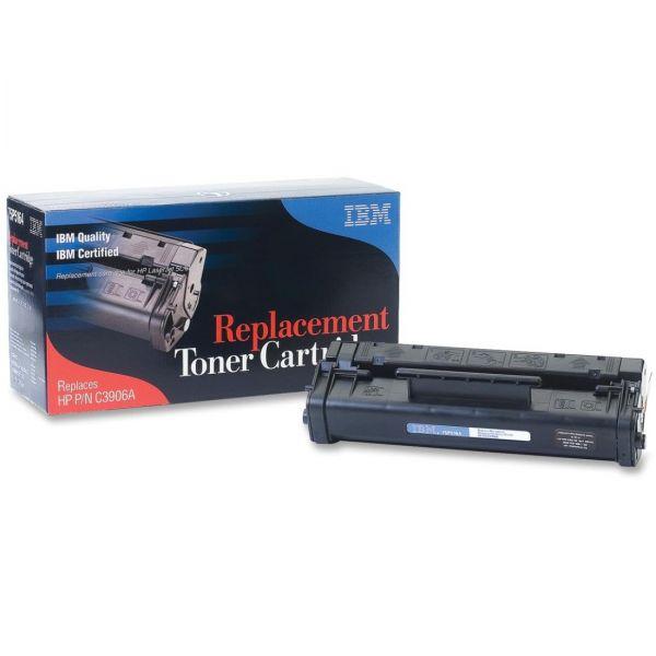 IBM Remanufactured HP C3906A Black Toner Cartridge
