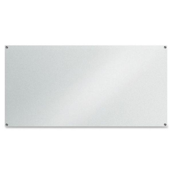 Lorell 6' x 3' Glass Dry Erase Board