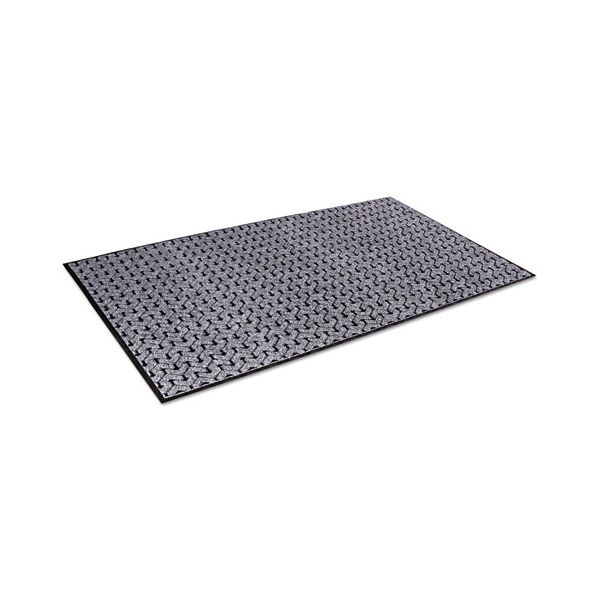 Crown Outdoor Tire-Track Scraper Floor Mat
