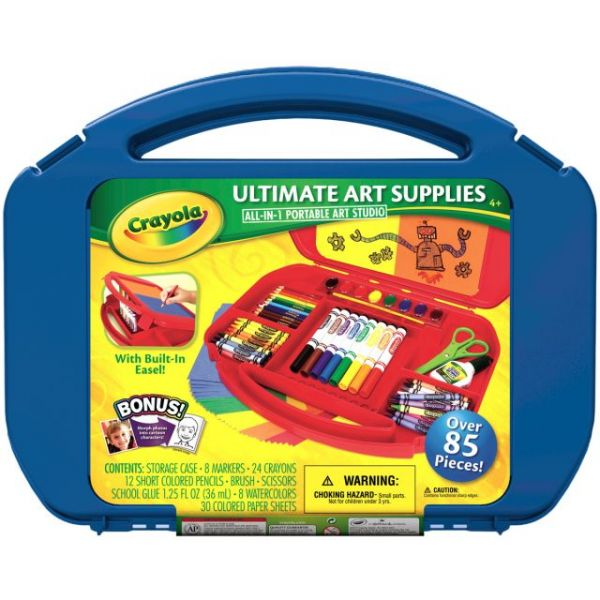 Crayola Ultimate Art Supplies