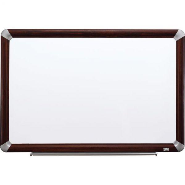 3M Elegant Syle 6' x 4' Dry Erase Board