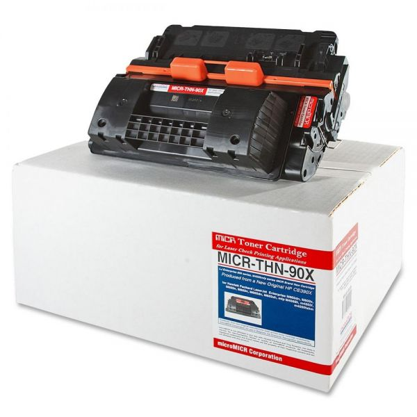 Micromicr MICR Toner Cartridge - Alternative for HP (CE390X)