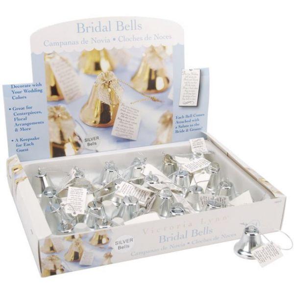 Bridal Bells 24/Pkg