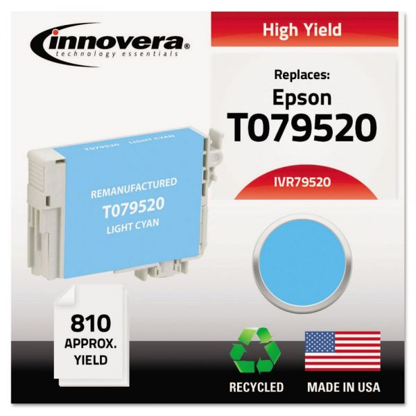 Innovera Remanufactured Epson T079520 High-Yield Ink Cartridge