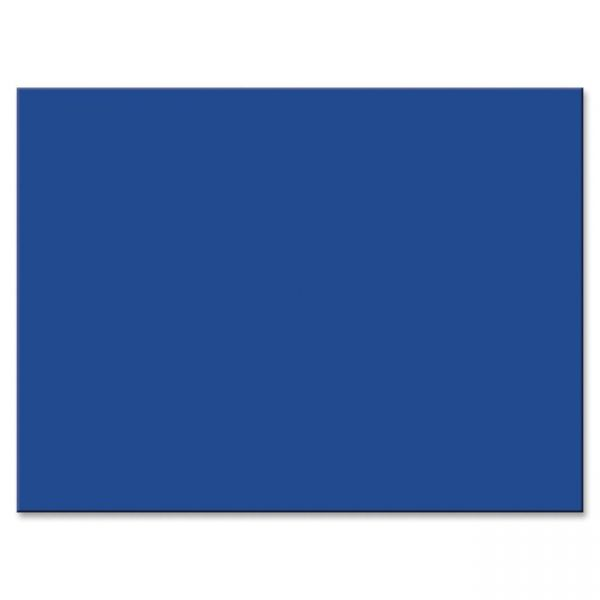 Tru-Ray Heavyweight Blue Construction Paper