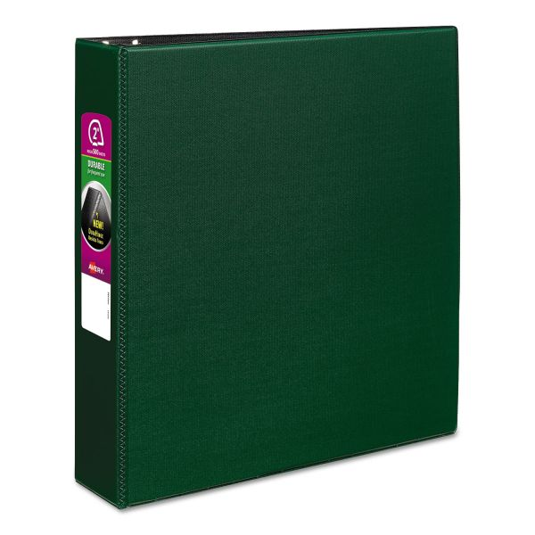 """Avery Durable Reference 2"""" 3-Ring Binder"""
