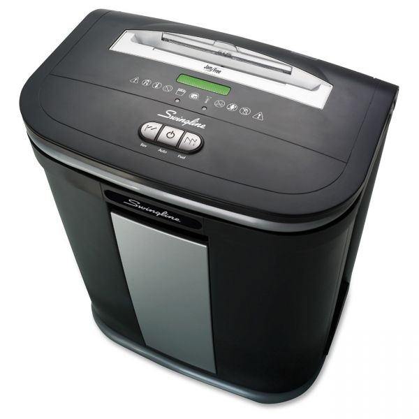 Swingline SX16-08 Jam Free Cross-Cut Shredder