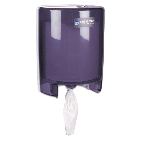 San Jamar Adjustable Centerpull Paper Towel Dispenser