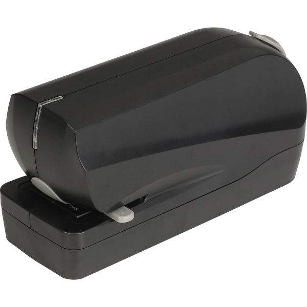 Business Source Flat Clinch Electric/Battery Powered Stapler
