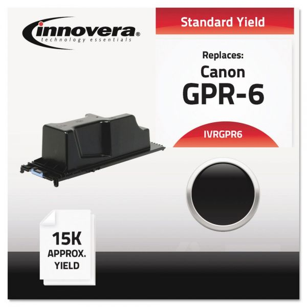 Innovera Remanufactured Canon GPR6 Toner Cartridge