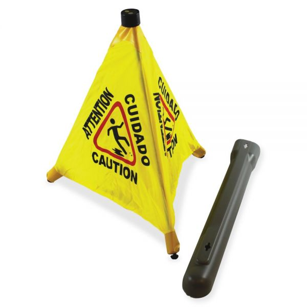 "Impact Products 31"" Pop Up Safety Cone"