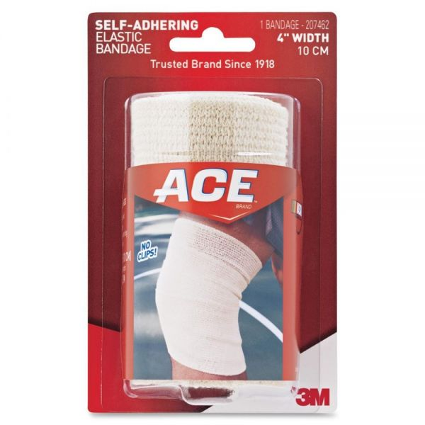 "Ace Self-adhering 4"" Elastic Bandage"