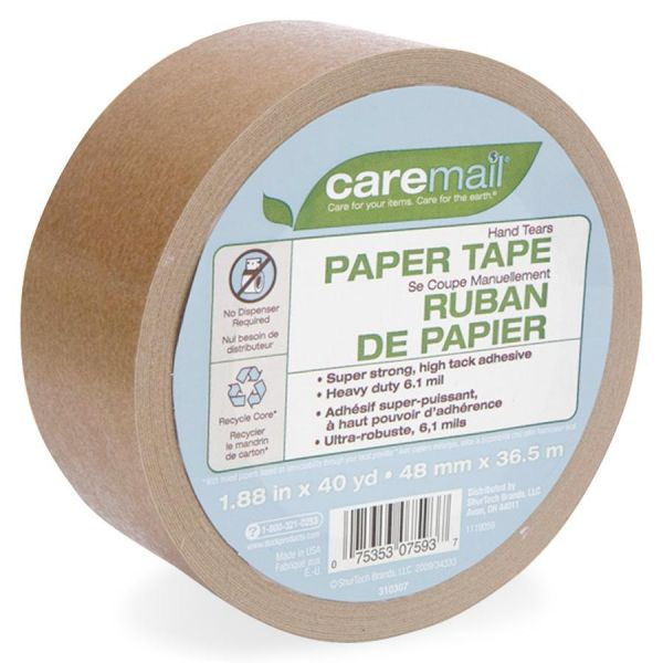"Caremail Heavy Duty 2"" Packing Tape"