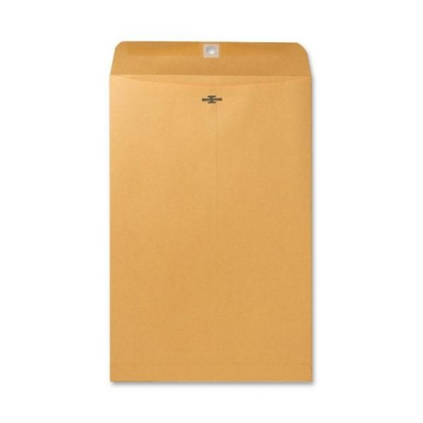 "Sparco Gummed 10"" x 15"" Clasp Envelopes"