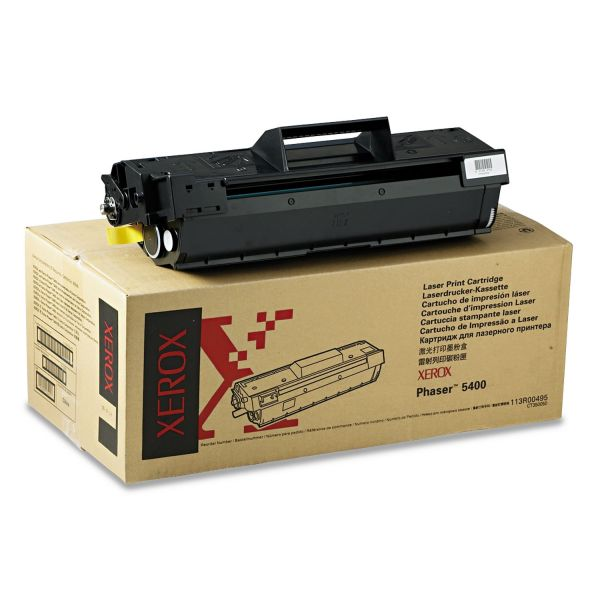 Xerox 113R00495 Black Toner Cartridge