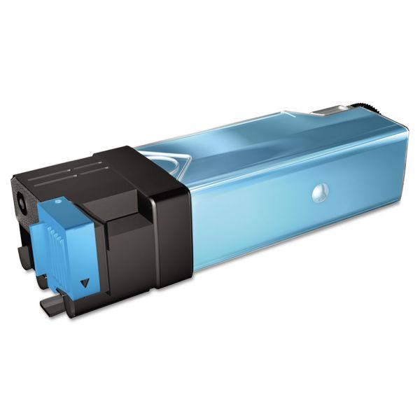 Media Sciences Remanufactured Xerox 106R01452 Cyan Toner Cartridge