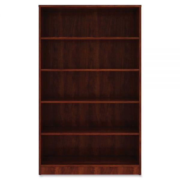 Lorell 5-Shelf Bookcase