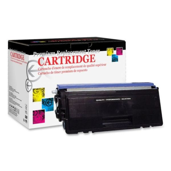 West Point Products Remanufactured Brother TN580 Black Toner Cartridge