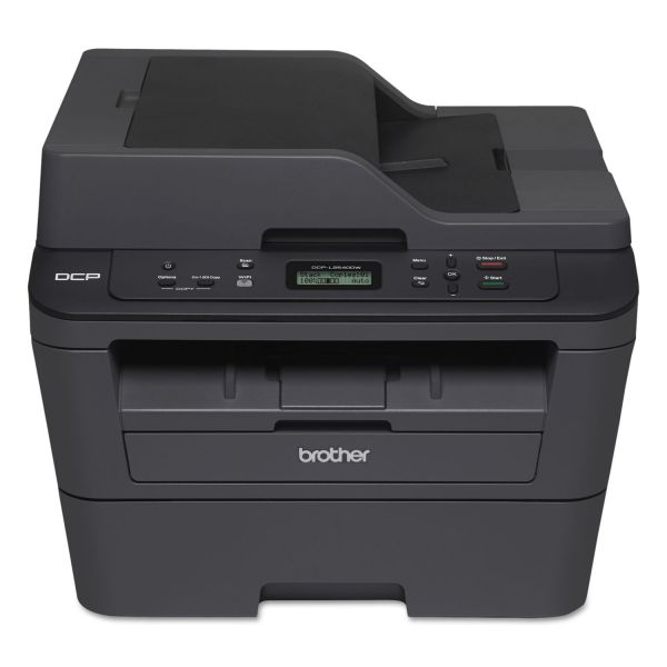 Brother DCP-L2540DW Compact Wireless Laser Multifunction Copier, Copy/Print/Scan