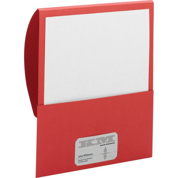 Smead Organized Up Stackit Folder
